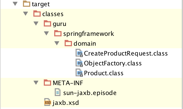 You Should Use JAXB Generated Classes for Restful Services