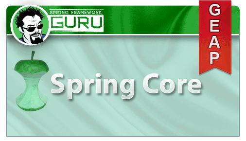 Spring Core Tutorial