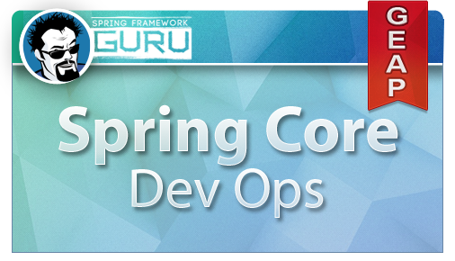 Spring Core DevOps