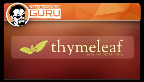 Thymeleaf Spring Tutorial