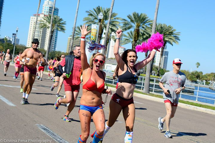 Donate $75 to Cupid's Undie Run, get my Spring Core Ultimate Course FREE