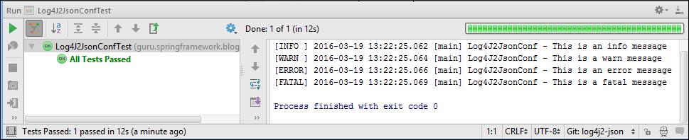 Log4J 2 YAML Additivity Configuration