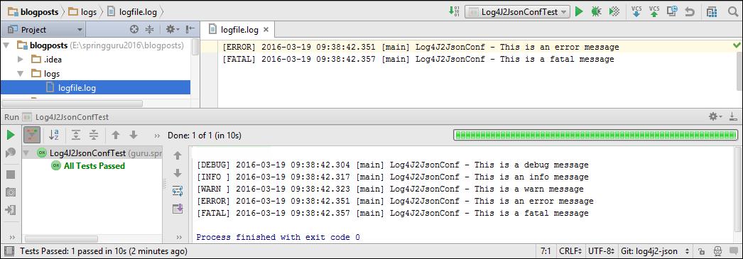 Log4J 2 Configuration: Using YAML - Spring Framework Guru