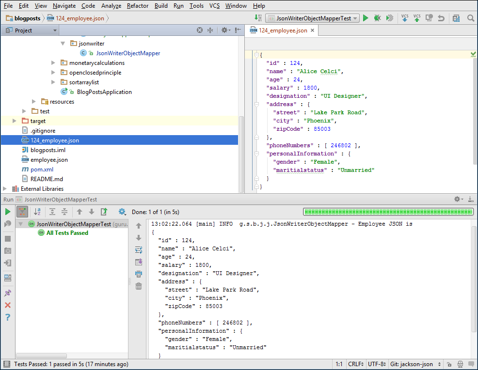 Processing JSON with Jackson - Spring Framework Guru