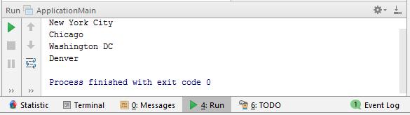 forEach List Iteration