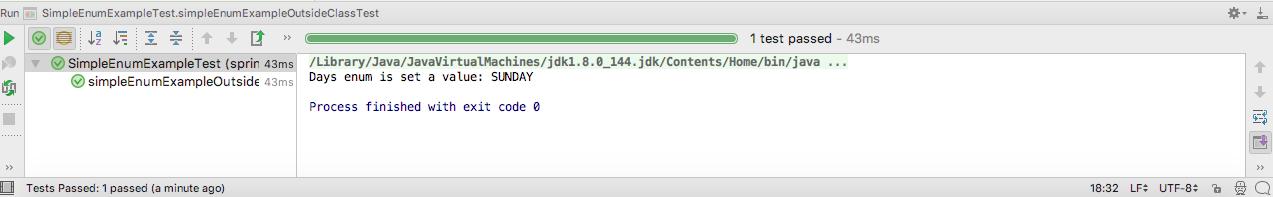 Using Java Enums - Spring Framework Guru