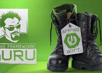 Spring Boot Web Application - Part 4 - Spring MVC