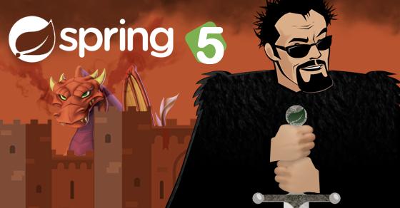 Spring Framework 5 Online Tutorial
