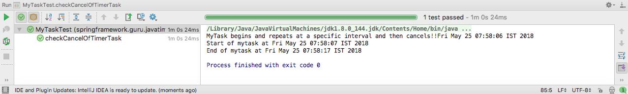 Java Timer - Spring Framework Guru